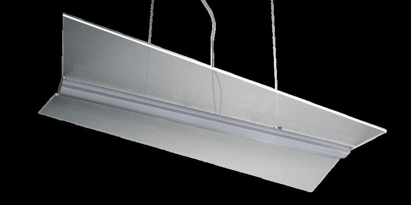 Produzione pannelli luminosi a led su misura a bergamo - Pannelli divisori design ...
